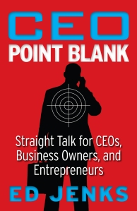 CEO Point Blank cover - hi res