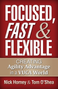 Focused, Fast & Flexible cover - hi res